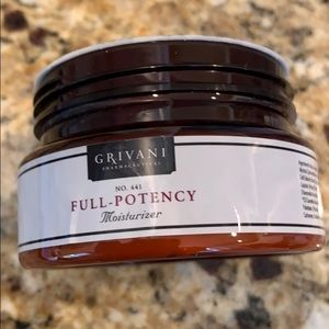 Grivani full potency moisturizer